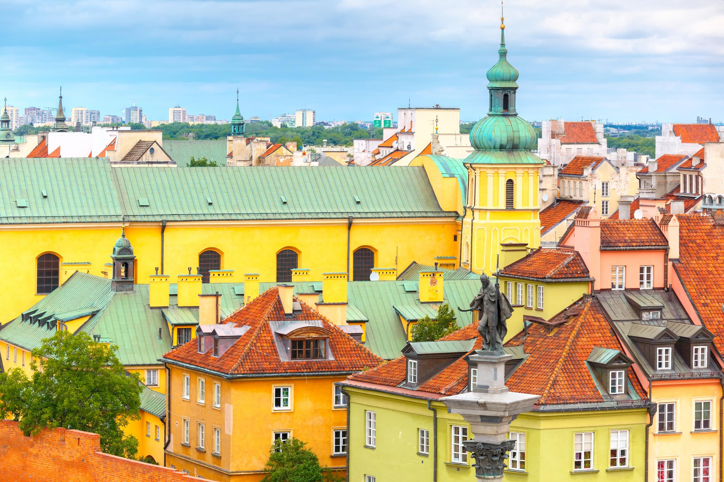 Warsaw: Make A Pact To Visit Poland's Beautiful Capital  The Independent
