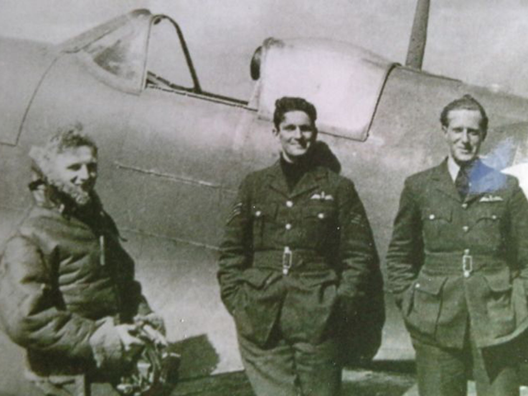 Allan Wright: the award-winning RAF ace recognised for his death-defying sorties during the Battle of Britain