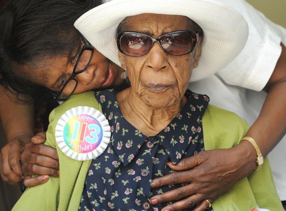 Susannah Mushatt Jones, the 116-year-old American woman who eats bacon every day