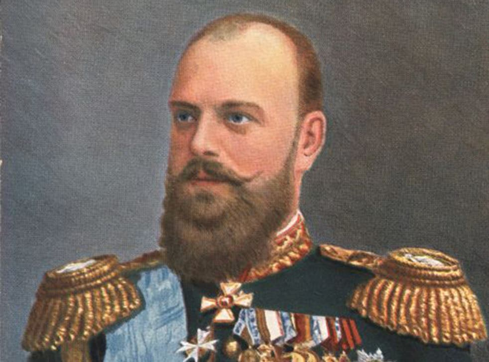 The body of Alexander III, father of Tsar Nicolas II, will be exhumed to gather his DNA for testing