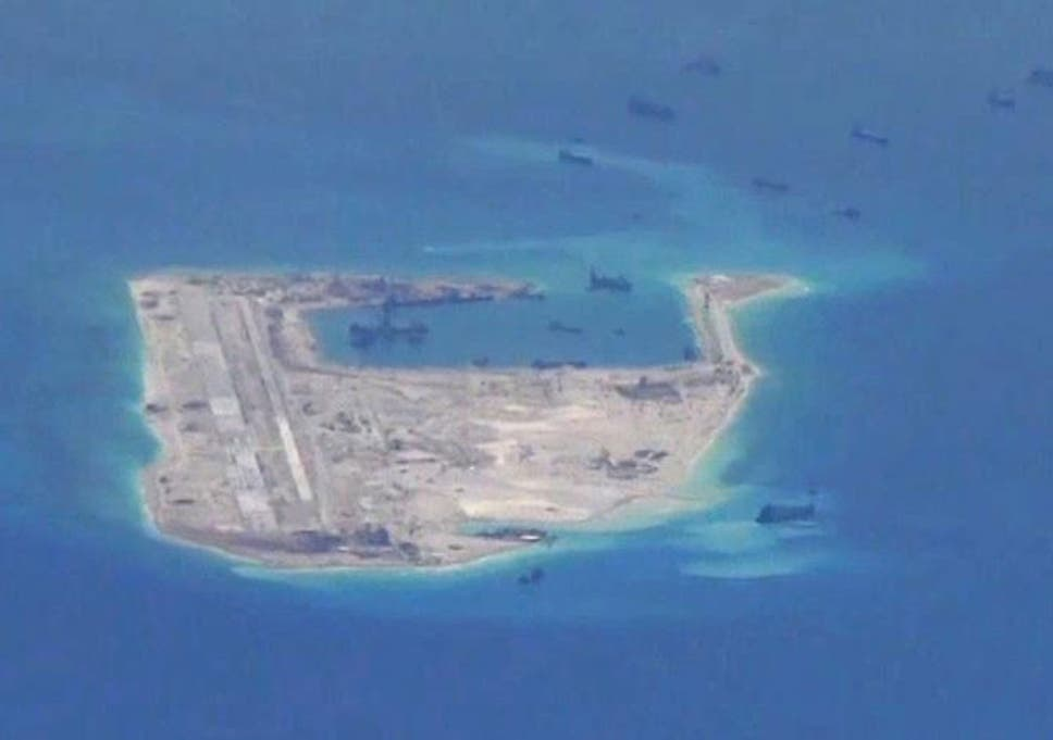 china to build nuclear power stations on disputed islands in south