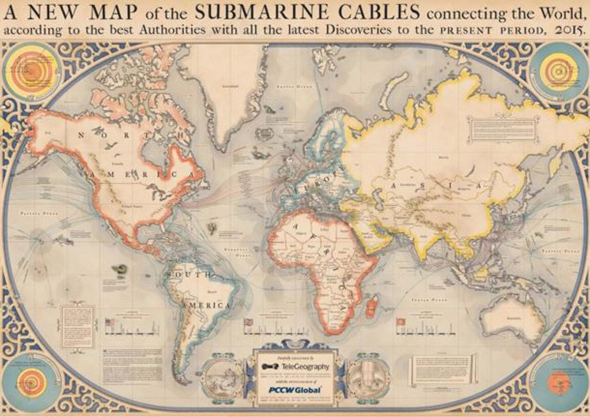 Everything you need to know about the undersea cables that power