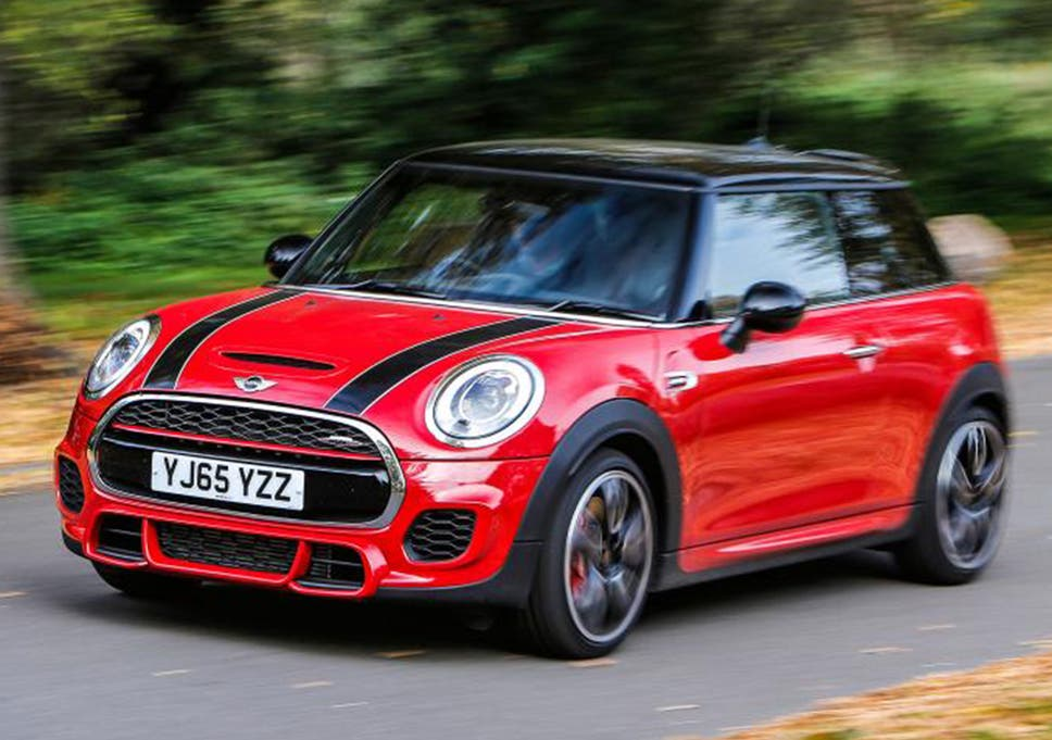 2015 Mini John Cooper Works Manual Car Review Even More Fun When