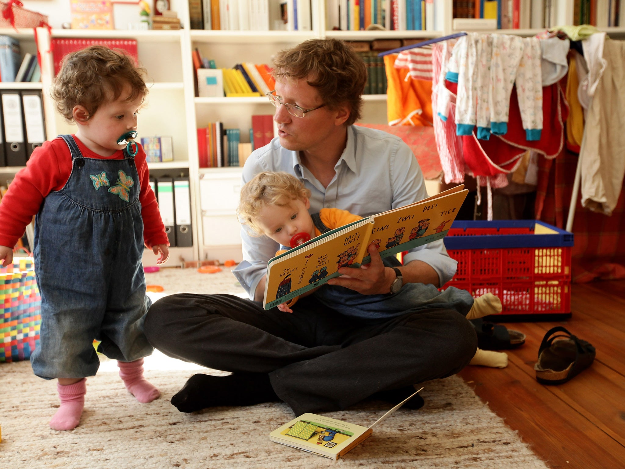 Genes and child: 15 features that are passed to the baby from the father