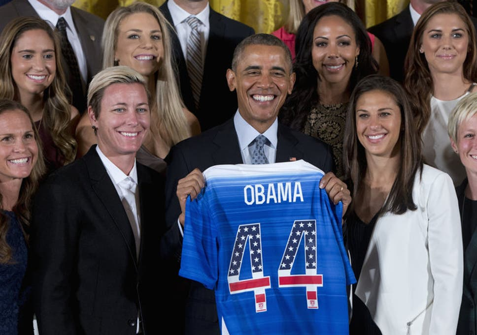 2d3c74a0 President Obama says 'playing like a girl means you're a badass ...