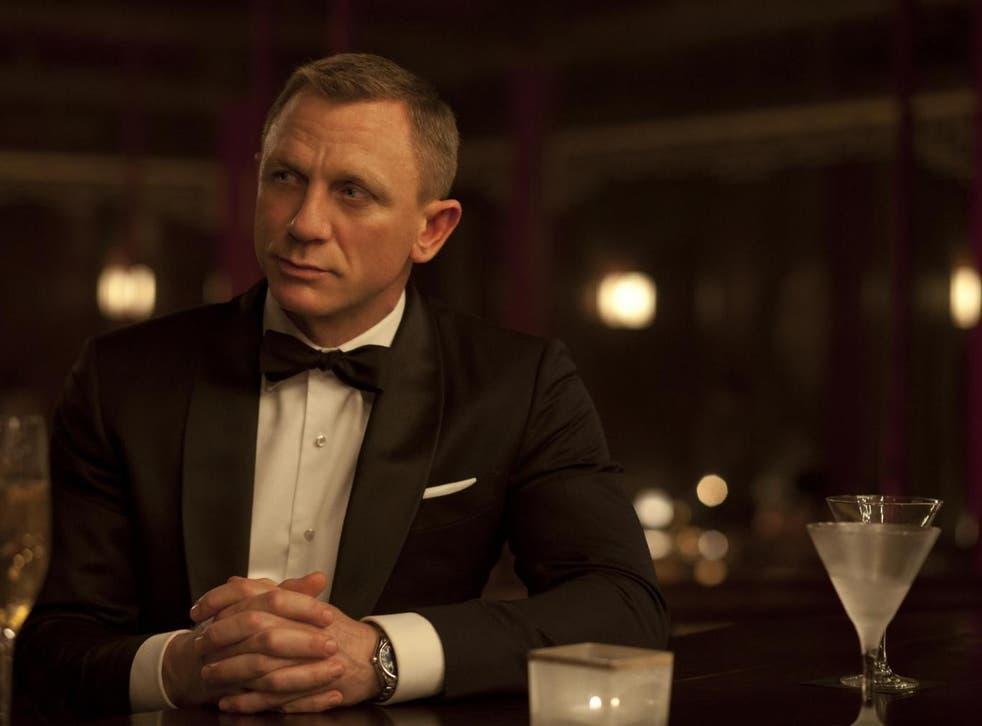 Daniel Craig's James Bond in Casino Royal