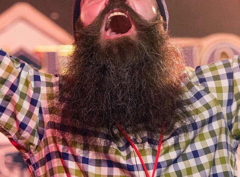 People have been predicting the end of the beard since 2013