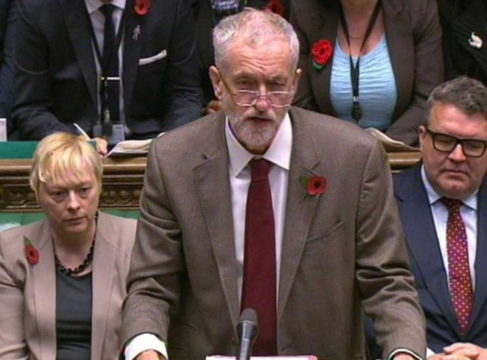 Corbyn's latest performance in PMQs was well recieved