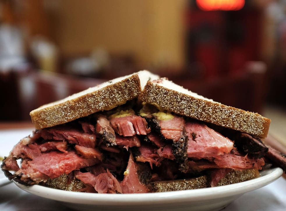 Is it the end for the classic pastrami sandwich?