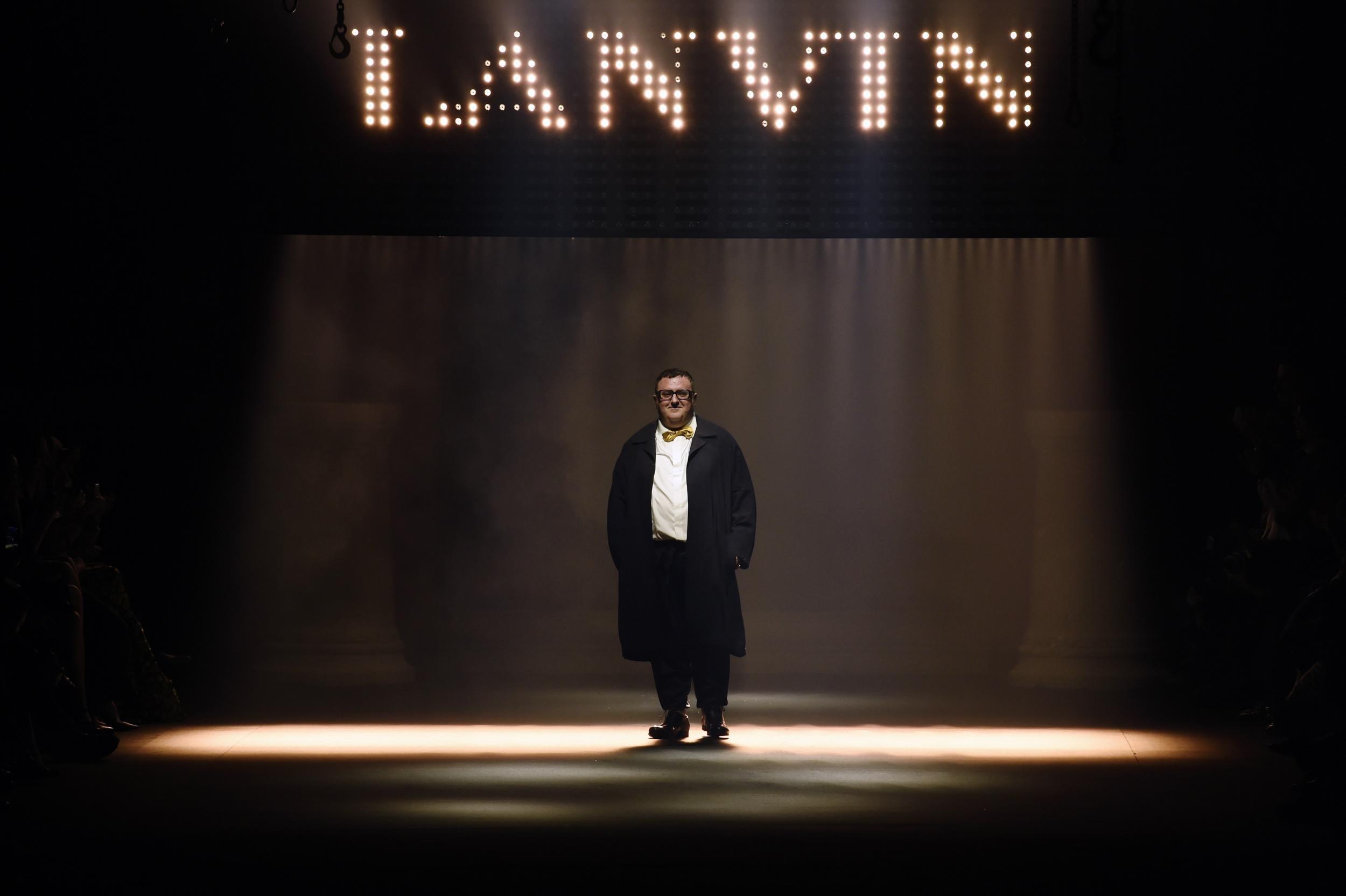 Alber Elbaz Is Leaving Lanvin