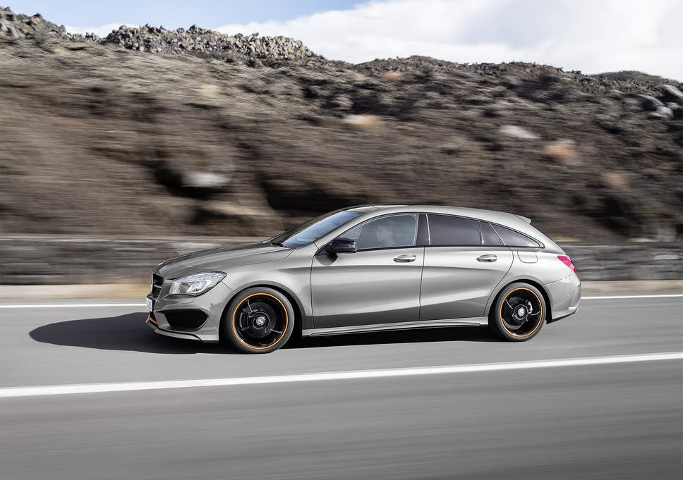Mercedes Benz CLA 220 CDI Shooting Brake, Motoring Review