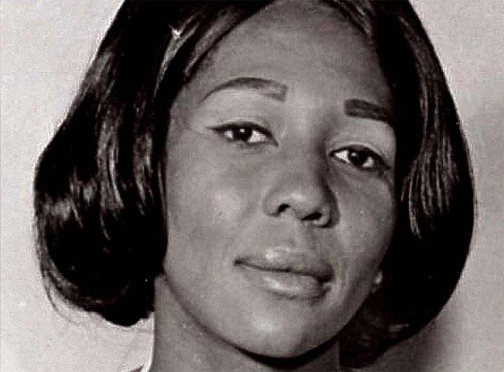 Doris Payne in a 1965 mugshot
