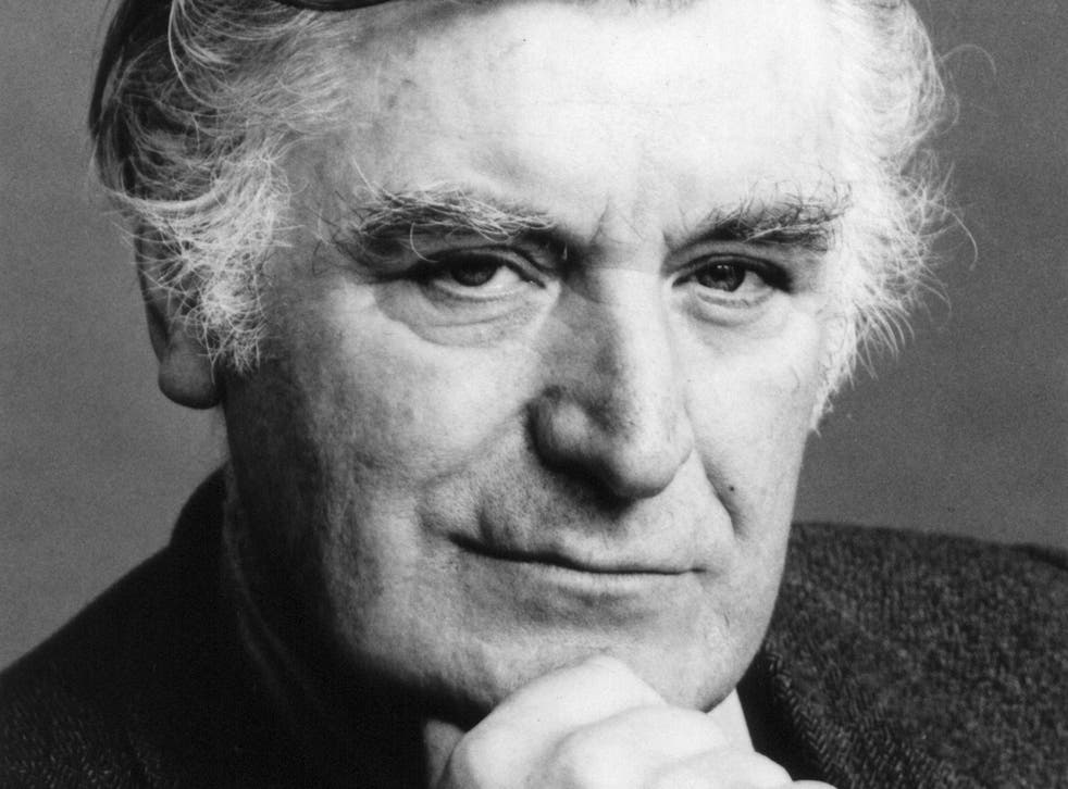 Ted Hughes is one of the English poets given the most space