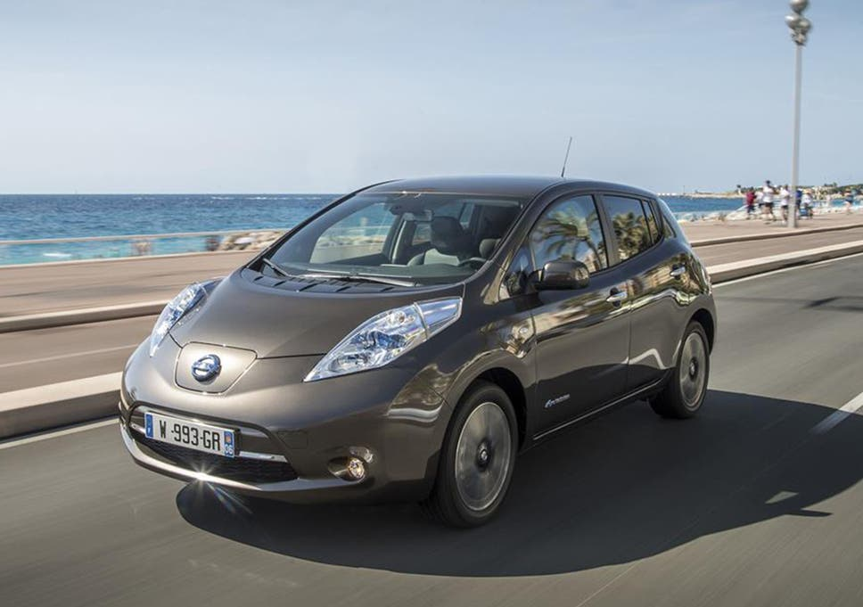 Nissan Leaf 30kwh Car Review Anything That Tackles The Modern