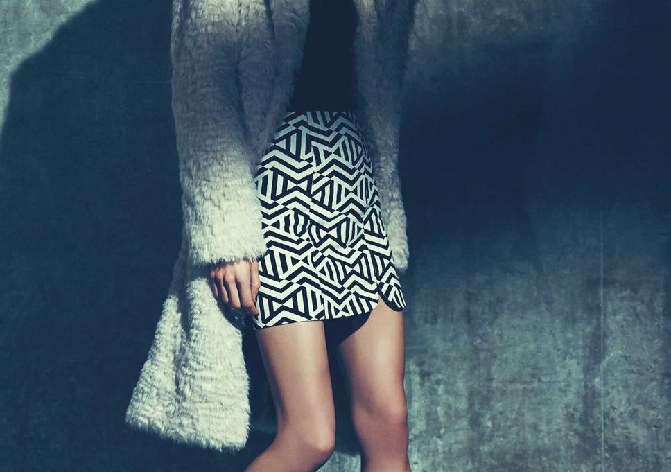 111cb0bd1e5b Dare to bare: The return of the mini skirt for autumn/winter 2015 ...