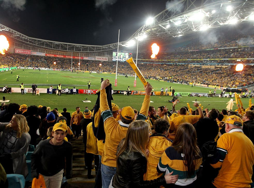 Australia and New Zealand fans will have to watch the Rugby World Cup final in the middle of the night