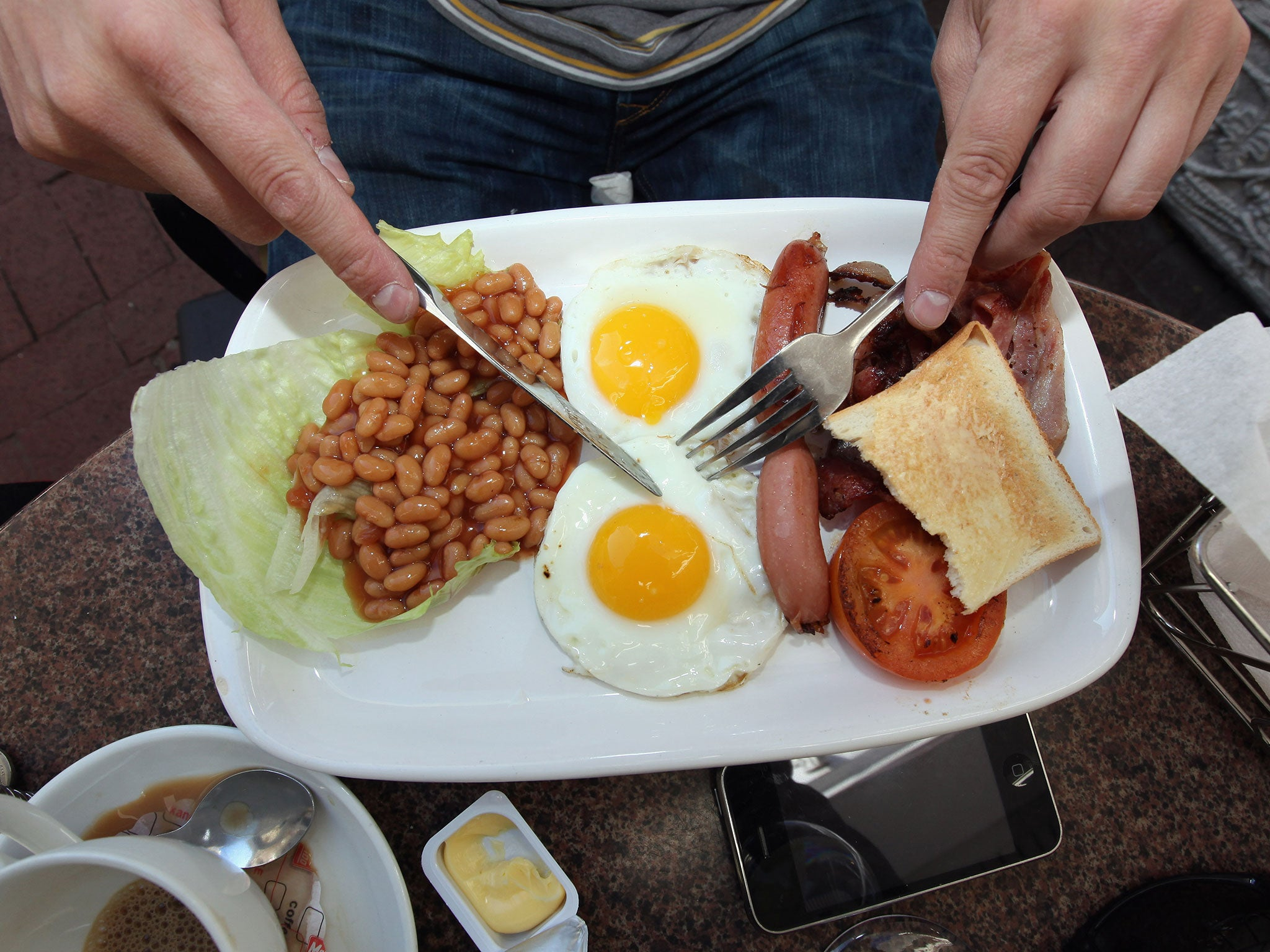 Nutritional experts reveal the UK's unhealthiest high street breakfasts