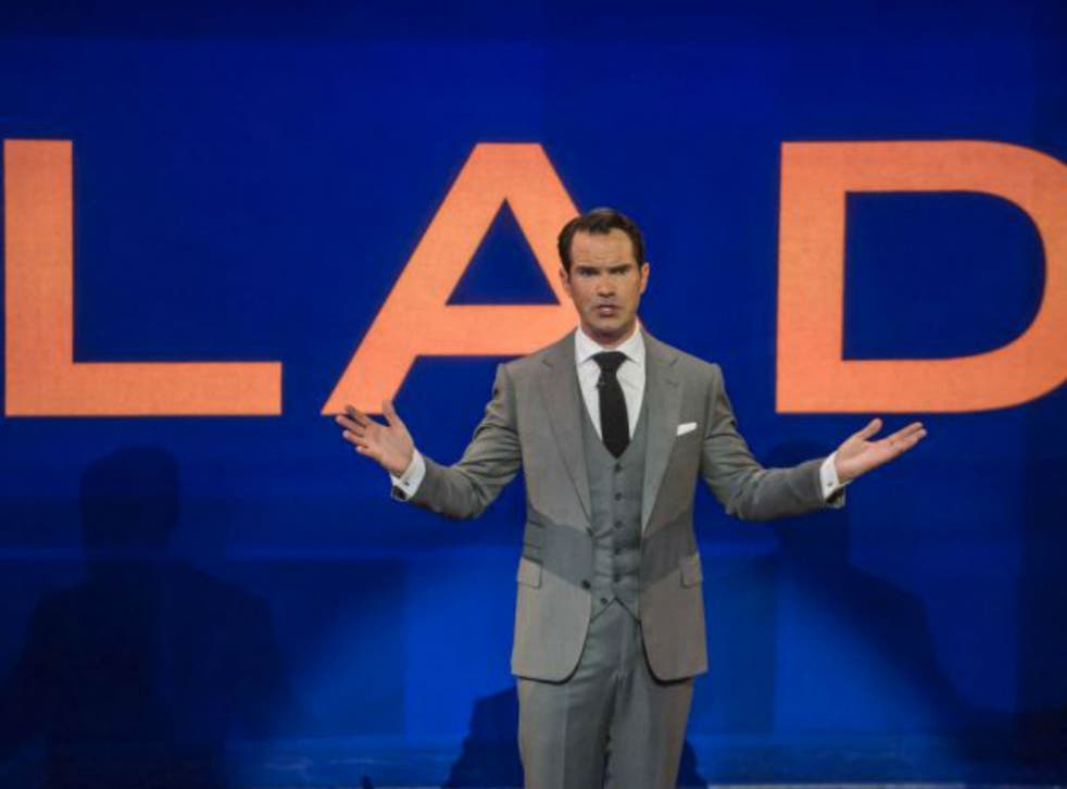 Jimmy Carr's new tour will include his best old jokes