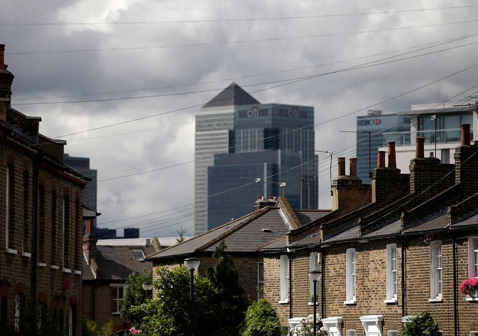 Housing crisis: First time buyers will need a £64,000 salary