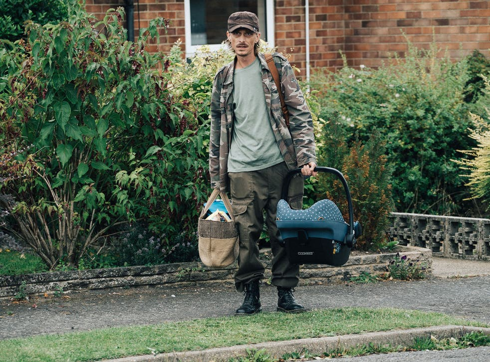 Treasure hunt: Mackenzie Crook stars in BBC4 comedy 'Detectorists'