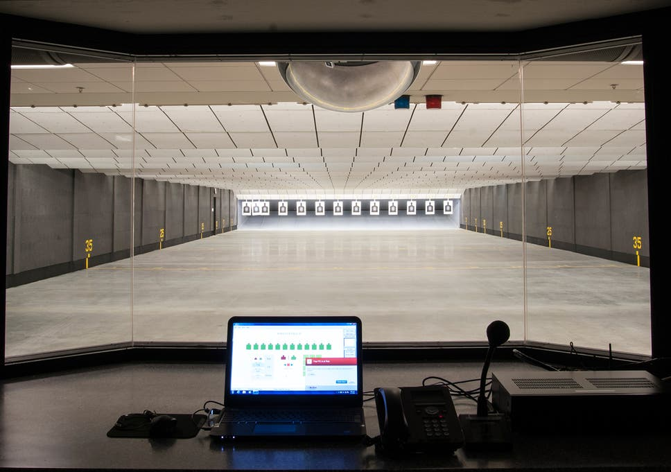 Outsourced £20m training bunker will train armed police in
