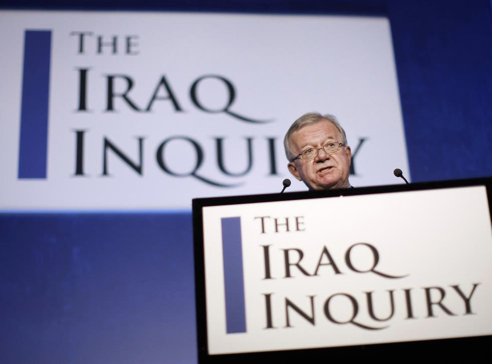 On 6 July 2016, Sir John Chilcot will publish his report on the Iraq war