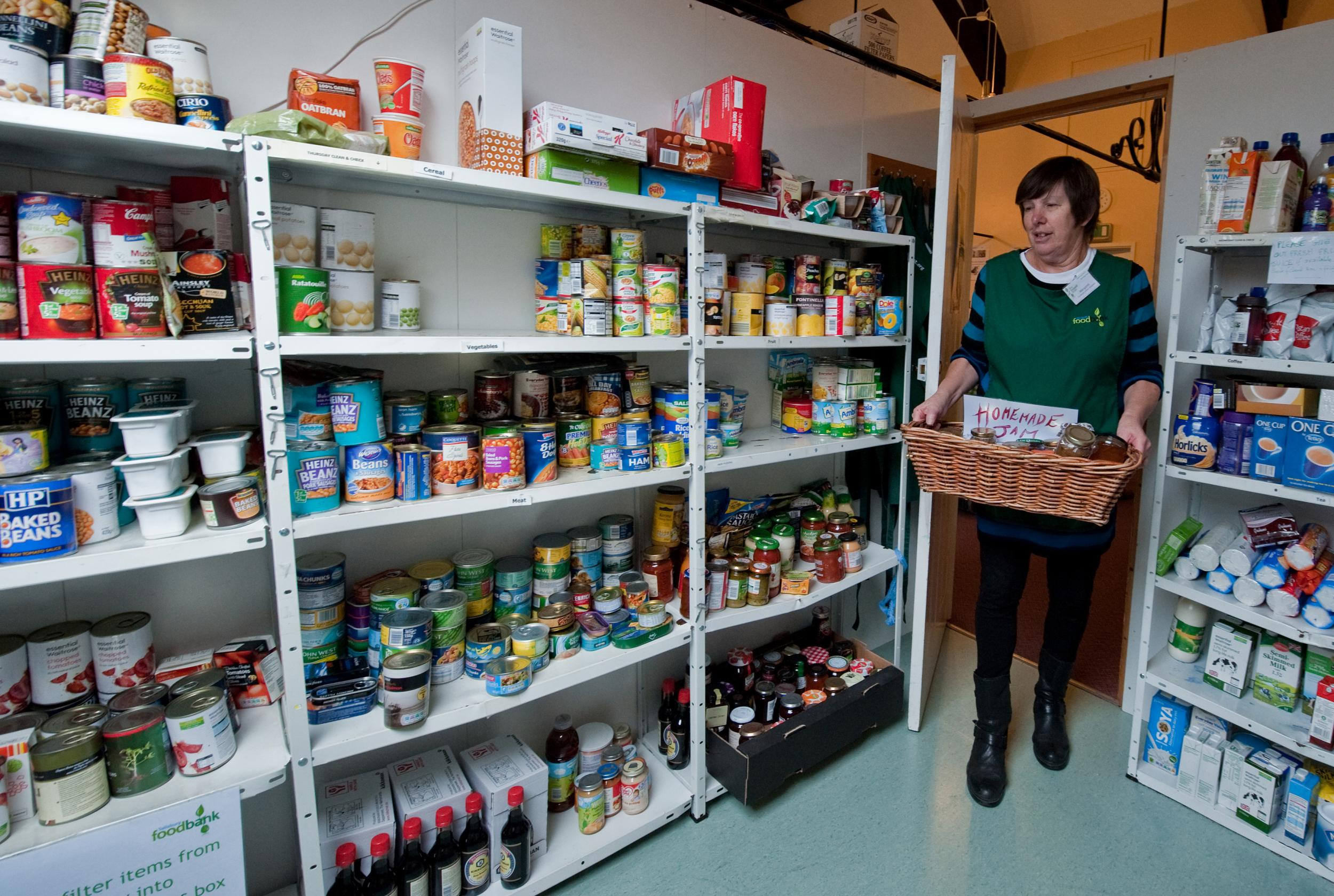 Foodbanks to start offering financial and debt advice after Martin Lewis donation | The Independentindependent_brand_ident_LOGOUntitled