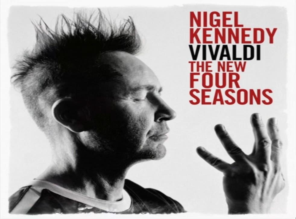 Nigel Kennedy Vivaldi: The New Four Seasons
