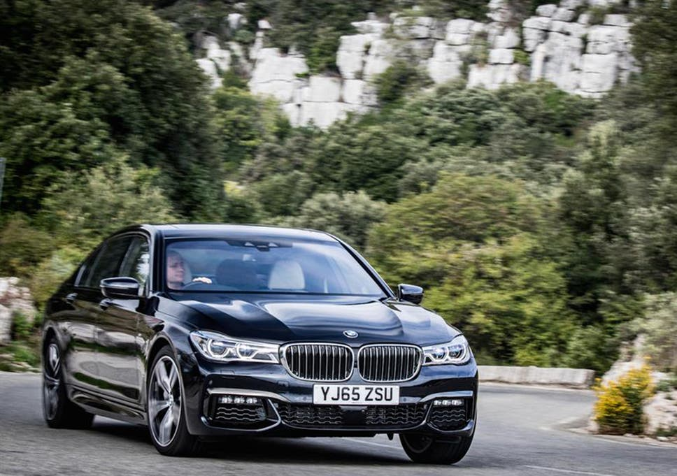 Six Best Luxury Cars From The Bmw 7 Series And Audi A8 To The Rolls