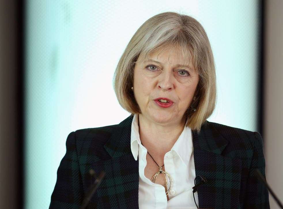 Theresa May has led the Government's plans to crack down on encryption and other security measures