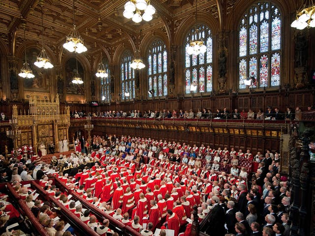The House of Lords recently vetoed George Osborne's tax credit plans