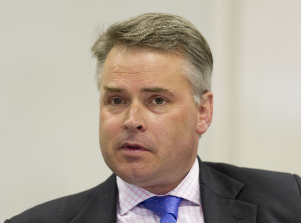Conservative MP Tim Loughton