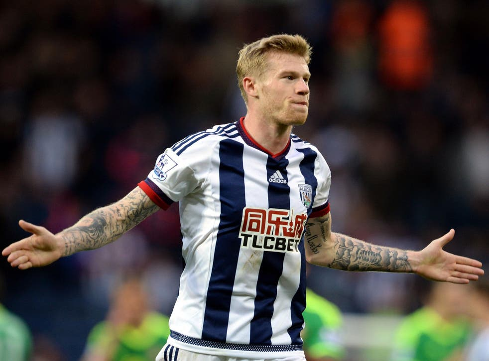 McClean will be the only player without an embroidered poppy at Saturday's Premiere League game