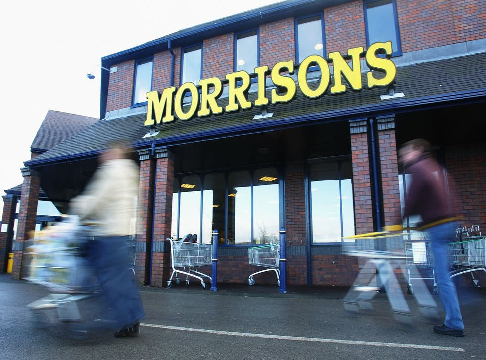 Morrisons: Britain's number four supermarket has boosted its dividend despite a fall in profits
