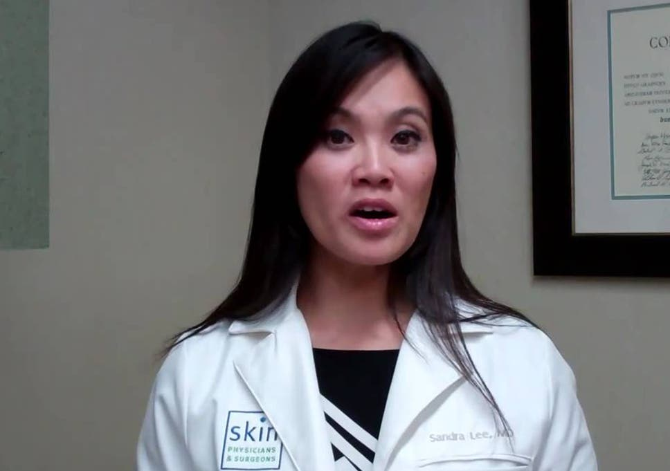 The dermatologist who became famous on Instagram for sharing