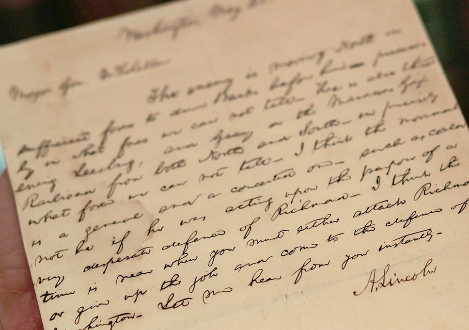 long distance letters