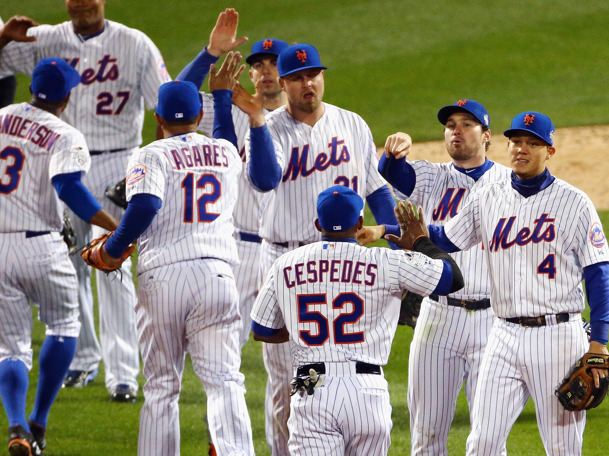 Noew York Mets - latest news, breaking stories and comment