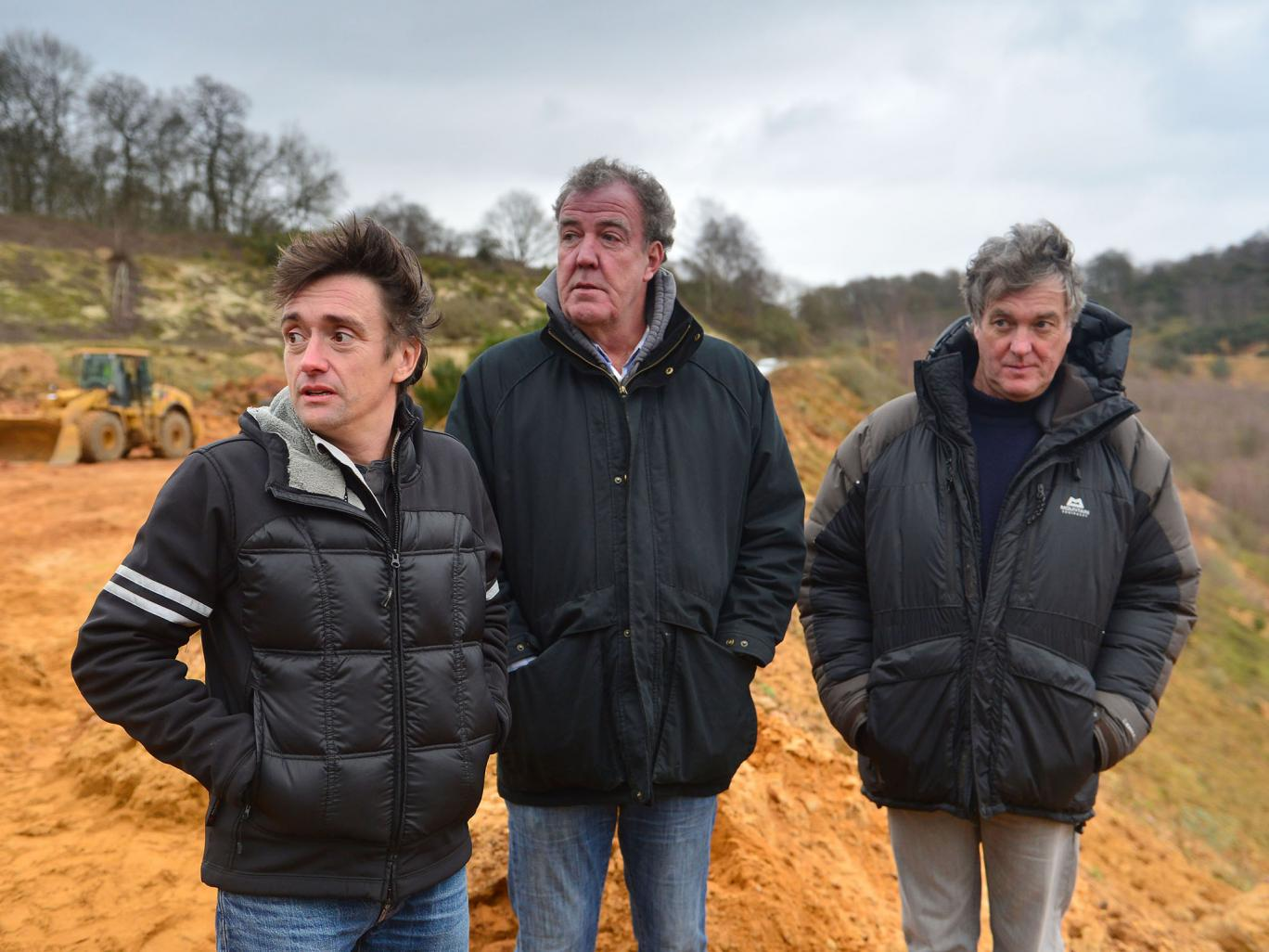 jeremy clarkson s old top gear team being 39 poached 39 from the bbc for new amazon prime car show. Black Bedroom Furniture Sets. Home Design Ideas