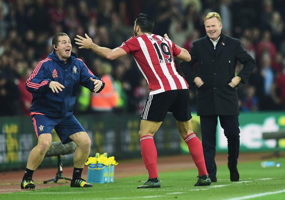 393e1b80364 Southampton vs Bournemouth as it happened  Plus reaction to Everton ...