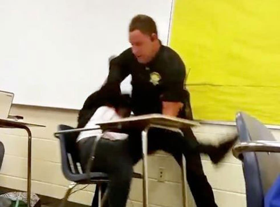 Deputy Ben Fields was fired for his conduct in the classroom