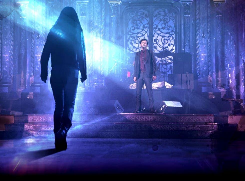 David Tennant plays the villainous Purple Man in Marvel's new Netflix series Jessica Jones