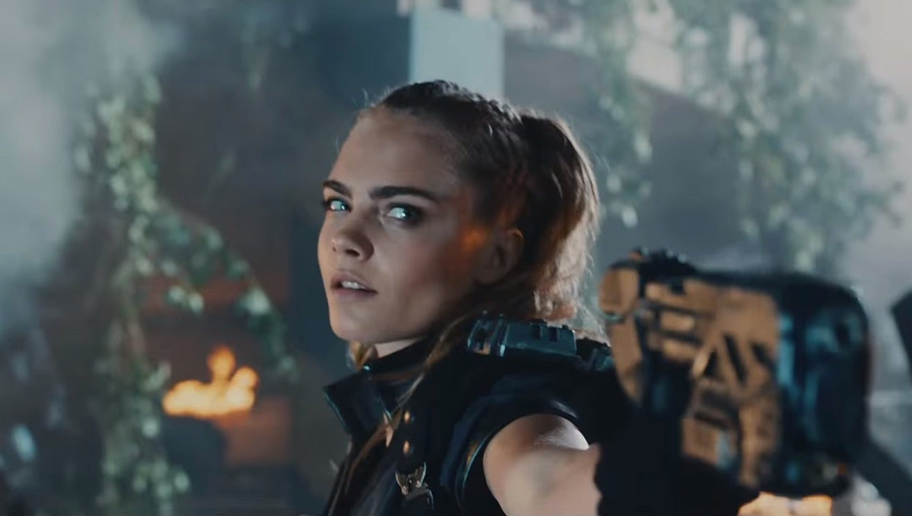 Call of Duty: Black Ops 3: Cara Delevingne stars in live-action trailerIndependent culture newsletter