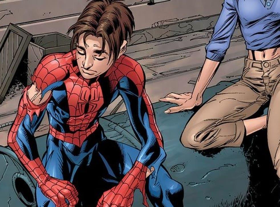 Ultimate Peter Parker