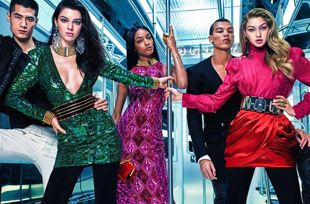 H&M collaboration with Balmain that hits the stores on November 5 was one of the most expensive collaborations yet.