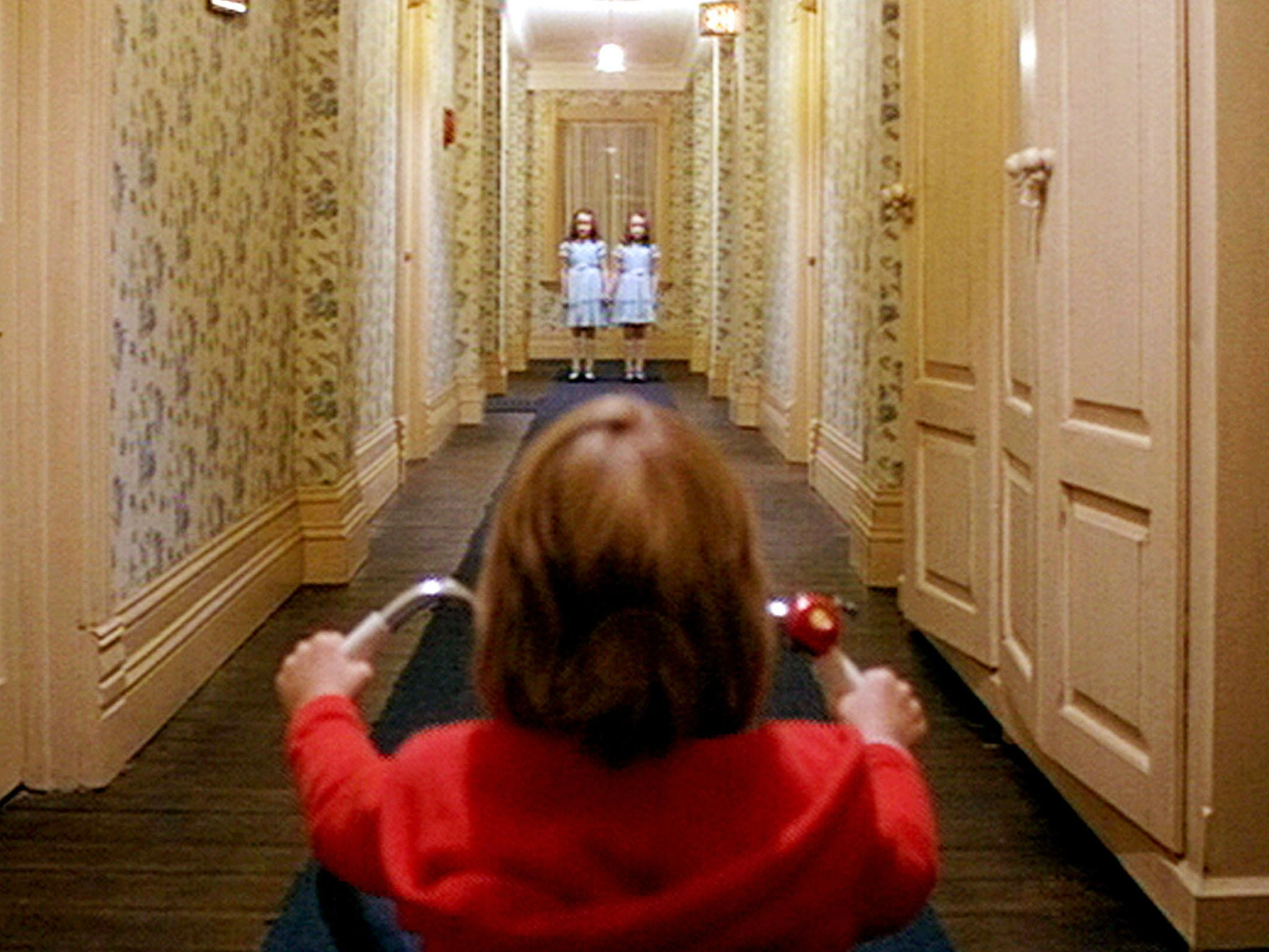 The Shining 7 Things You Never Knew About The Classic Horror Film According To The Grady Twins The Independent
