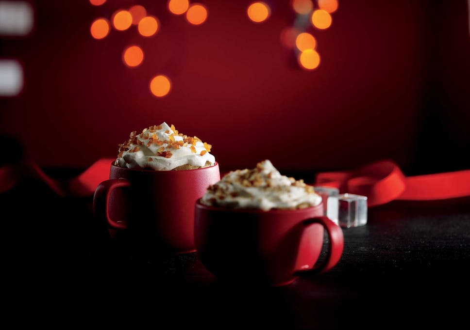 Starbucks Christmas Drinks.Starbucks Red Cups And Christmas Drinks Are Back Including