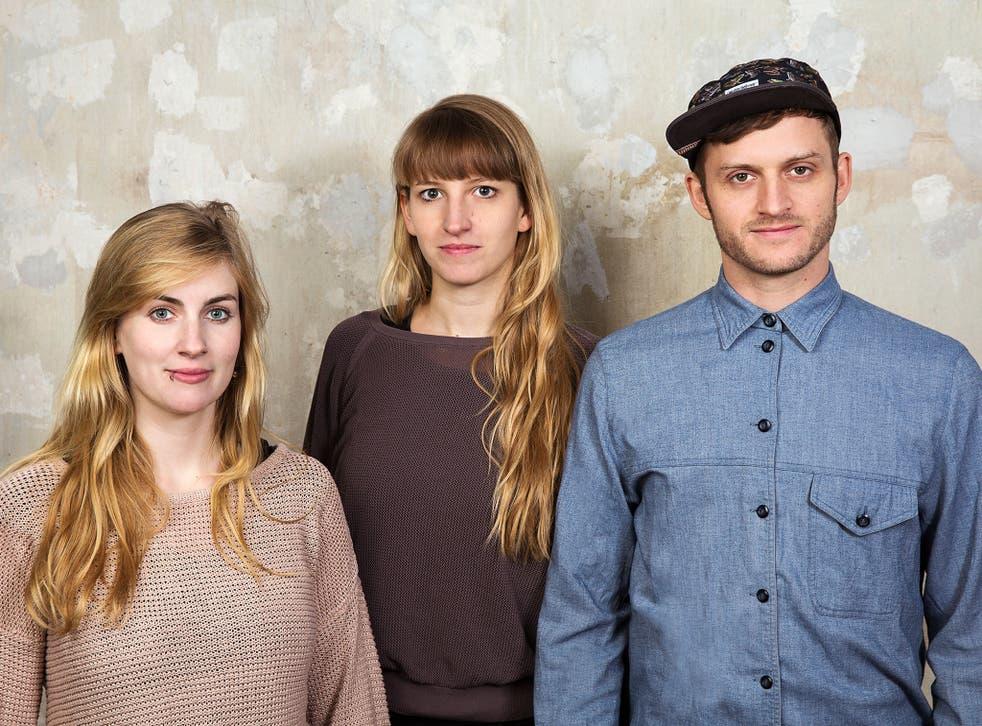 Golde Ebding, Mareike Geiling and Jonas Kakoschke founded Refugees Welcome