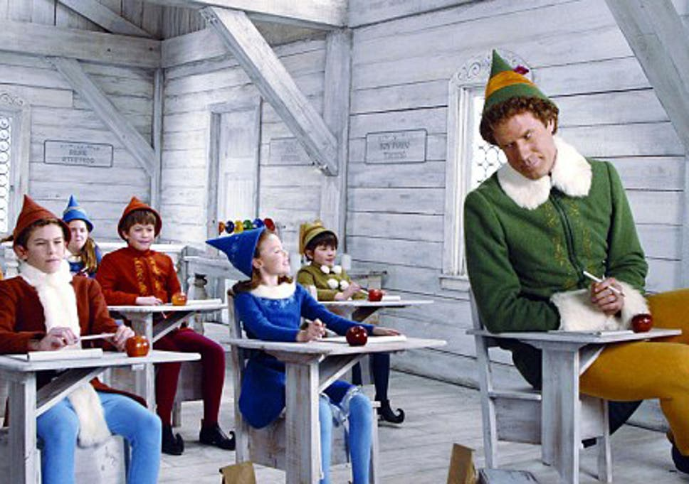 Will Ferrell Christmas Movie.Christmas Movie Quiz From Elf To The Grinch Match The 11