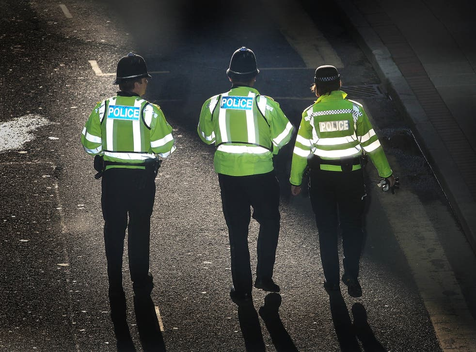 The Government's funding reforms could see millions of pounds slashed from the budgets of several police forces already rocked by spending cuts