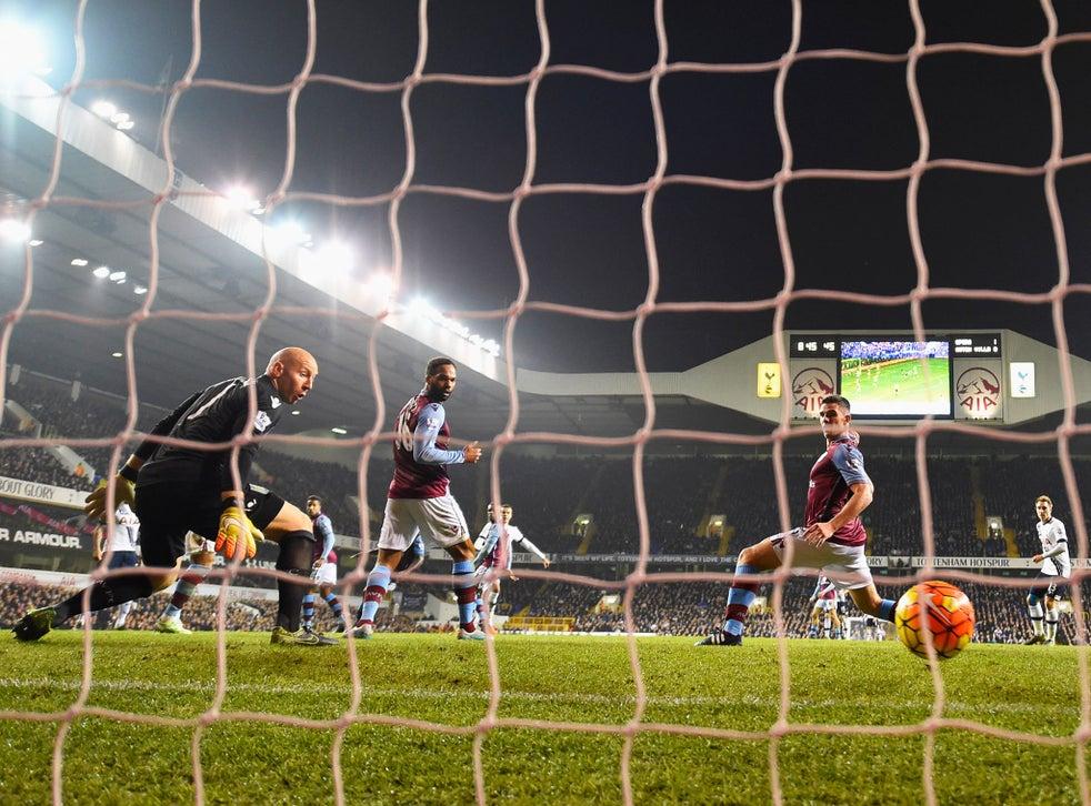 Tottenham vs Aston Villa match report: Spurs win despite ...